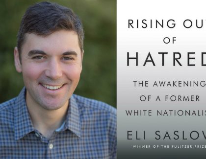 'Rising Out of Hatred' Author to Visit the College
