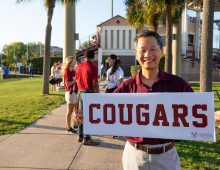 5 Things to Know About President Andrew Hsu