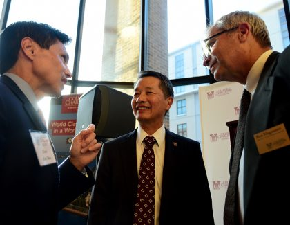 MBA Program Celebrates 10th Anniversary
