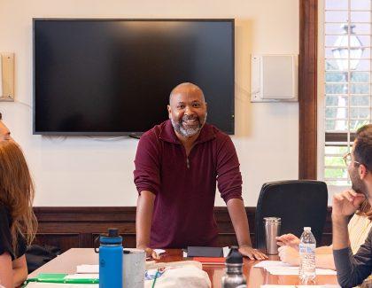 CofC Faces to Know: Gary Jackson