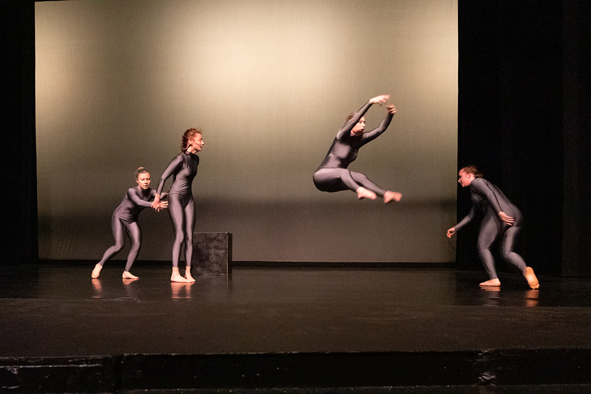 College of Charleston dance concert explores the meaning of 'Legacy' with a series of performances Nov. 22-24, 2019, at 7:30 p.m. in the Emmett Robinson Theatre.