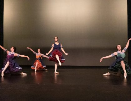 Dance Concert Explores the Meaning of 'Legacy'