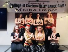 Belly Dance Club to Hold Fall Showcase