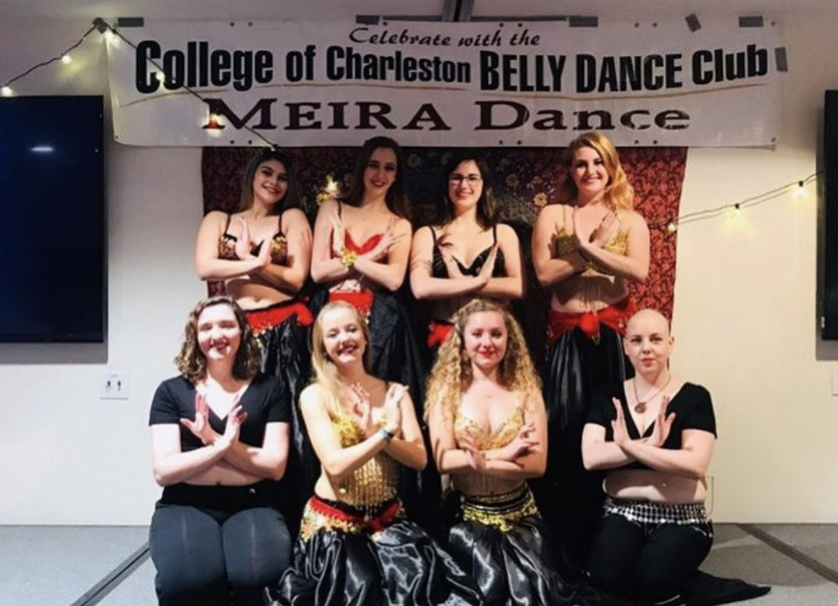 belly dance club