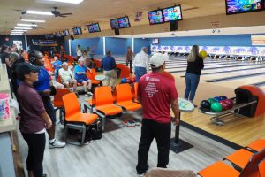 CofC Faculty and Staff Bowling League