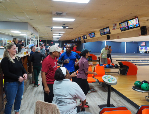 Register Now for the Spring 2020 Faculty and Staff Bowling League