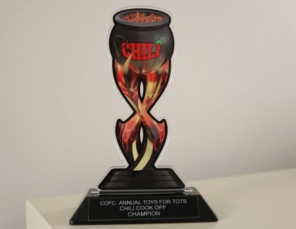 Chili Cook-Off Turns Up Heat for a Good Cause