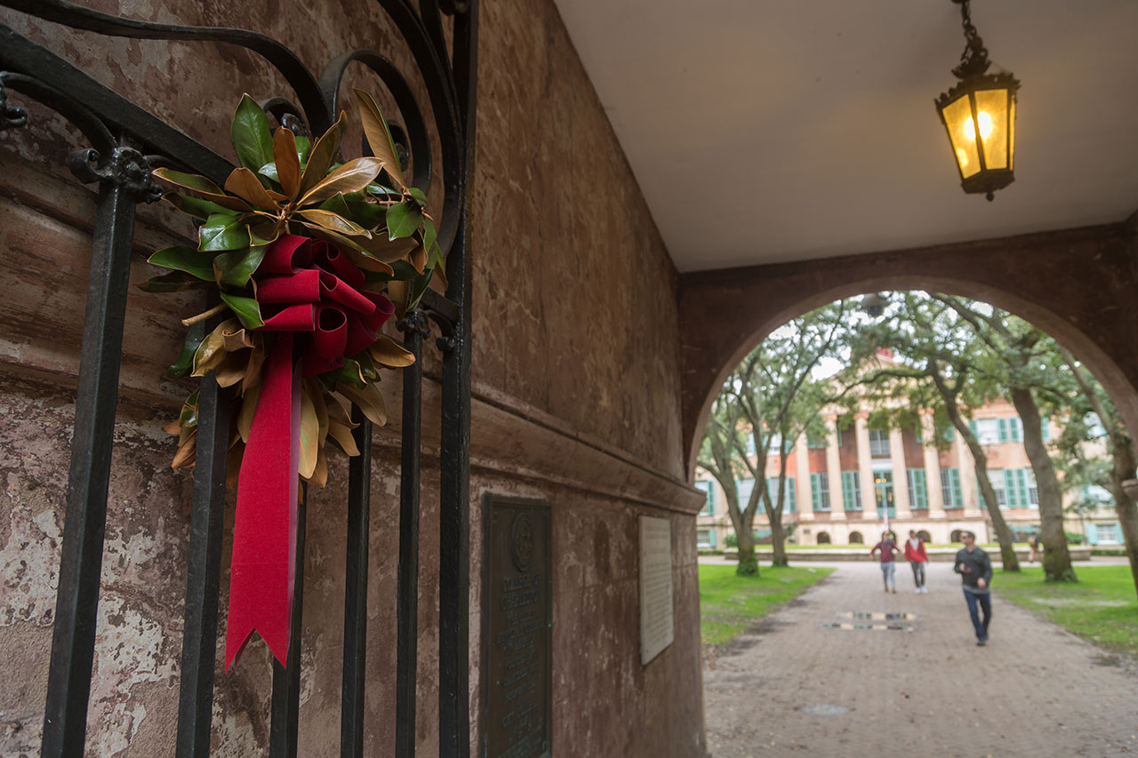 CofC during holidays