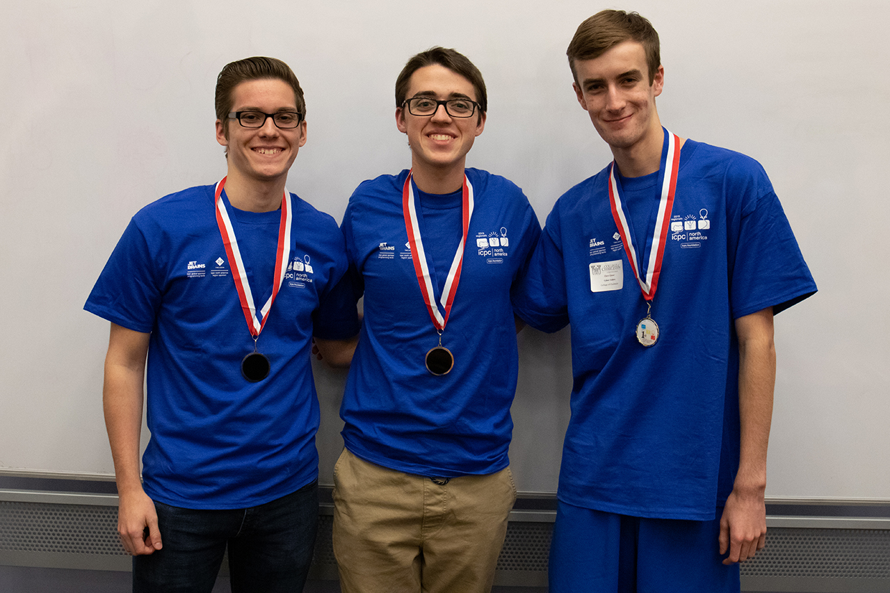 2019 ACM-ICPC winners