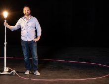 Broadway Lighting Designer Sees Role in a New Light