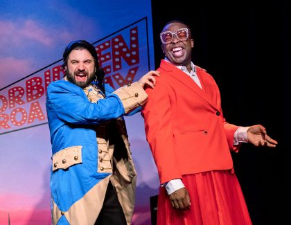 Music Alum Makes it to 'Forbidden Broadway'