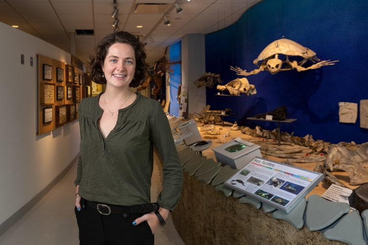 Student Researcher Helps in Discovery of Ancient Sea Turtle