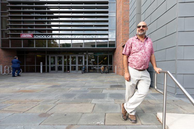 Geology Professor's Career is the Gold Standard