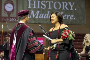 2019 Winter Commencement