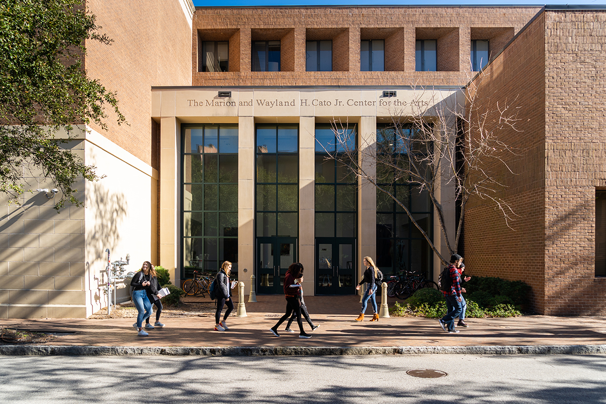 CofC Students back for the 2020 Winter Semester