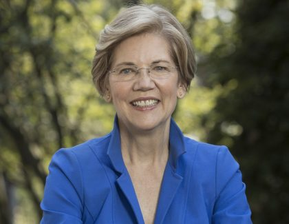 Elizabeth Warren to Speak at College's Bully Pulpit Series
