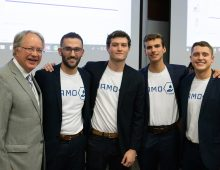 Water-Saving App Wins Impact X Demo Day