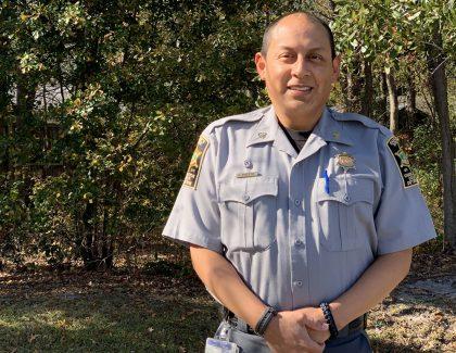 Deputy Finds Growth, Discipline Through B.P.S. Program