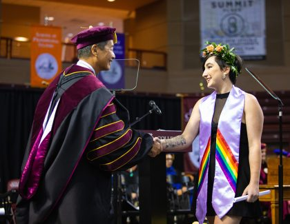 A Look Back on Winter Commencement 2019