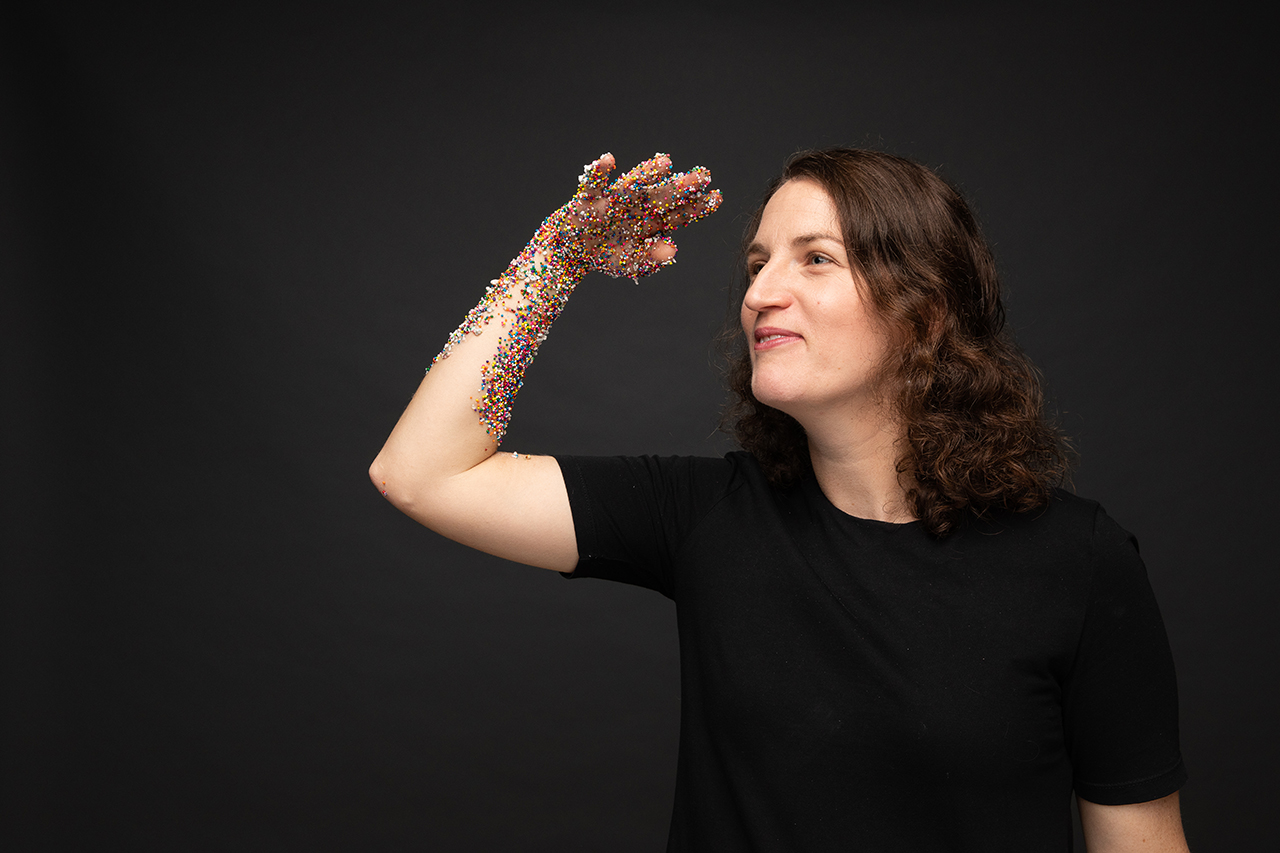 Barbara Beckingham studies the effects of micro plastics in our environment.
