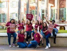 CofC Day Packed with Opportunities and Activities