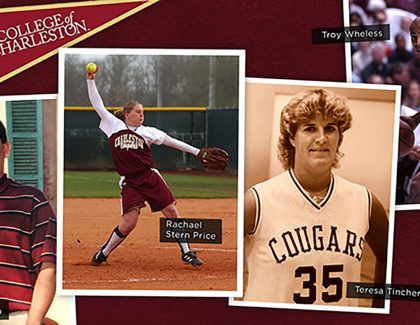 Meet CofC's 2020 Athletics Hall of Fame Inductees