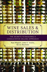 Wine Sales & Distribution Book Cover