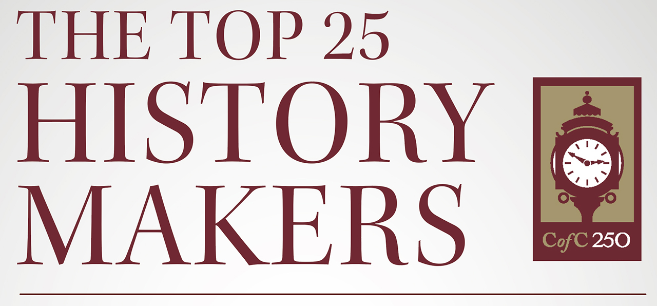 History Makers text
