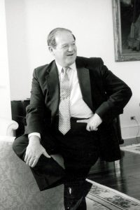 President Harry Lightsey, 1986–1992