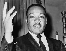 MLK Day: A Look at Martin Luther King Jr.'s Legacy