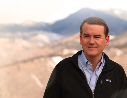 Michael Bennet to Speak at College's Bully Pulpit Series