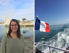 Student's Horizons Broadened with Semester in France