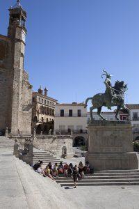 The city of Trujillo