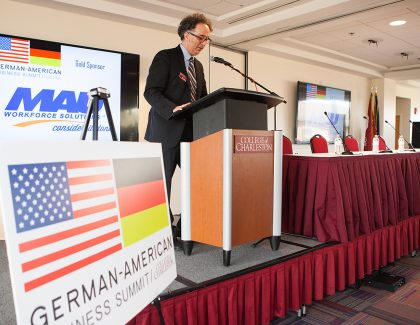 CofC to Host 4th Annual German-American Business Summit