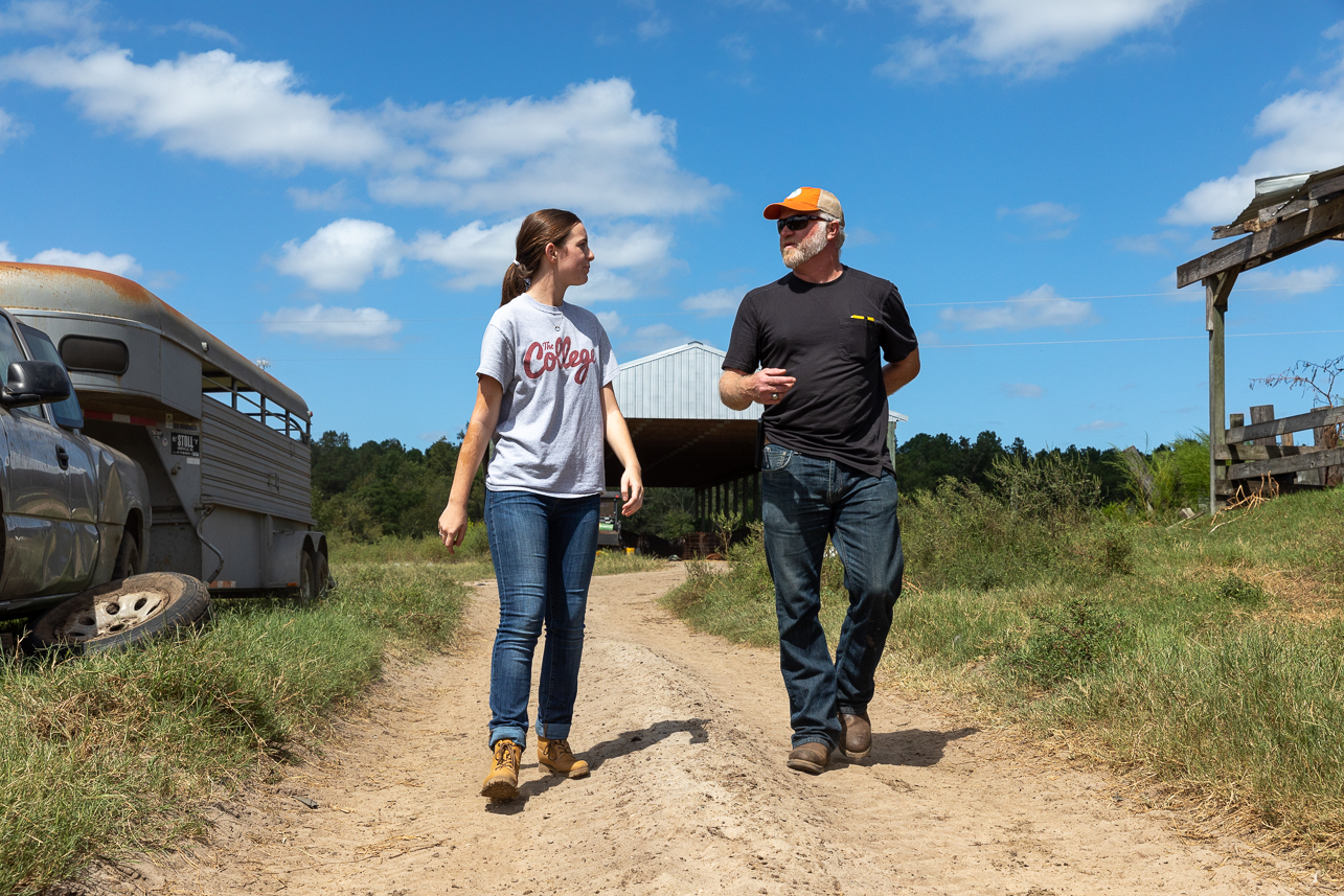 Adelaide Bates talks with Patrick Myers about Lowcountry Creamery.