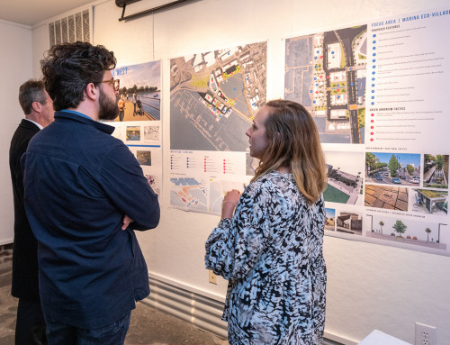 Community Planning Students Have Big Designs for Charleston