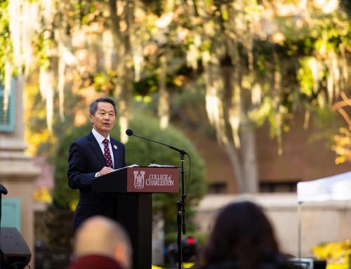Letter From President Andrew T. Hsu: On the Horizon