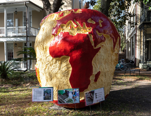 Student Art Work Explores Food Security