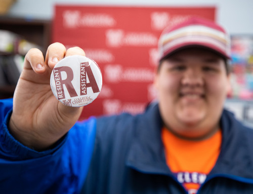 Residence Life Hosts Signing Day Event for New RAs
