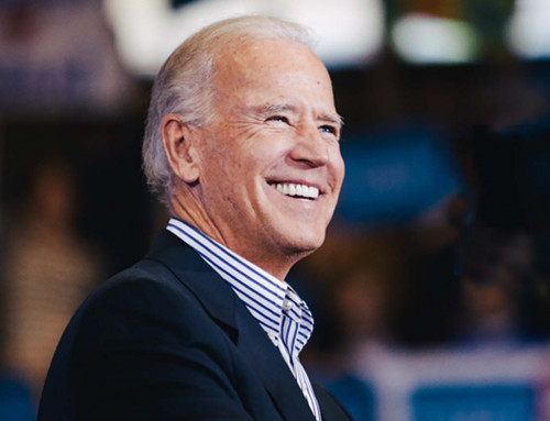 Joe Biden to Speak at College's Bully Pulpit Series