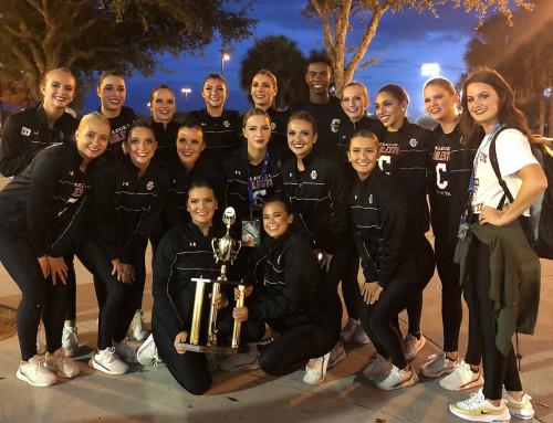 CofC Dance Team Makes Program History at UDA College Nationals