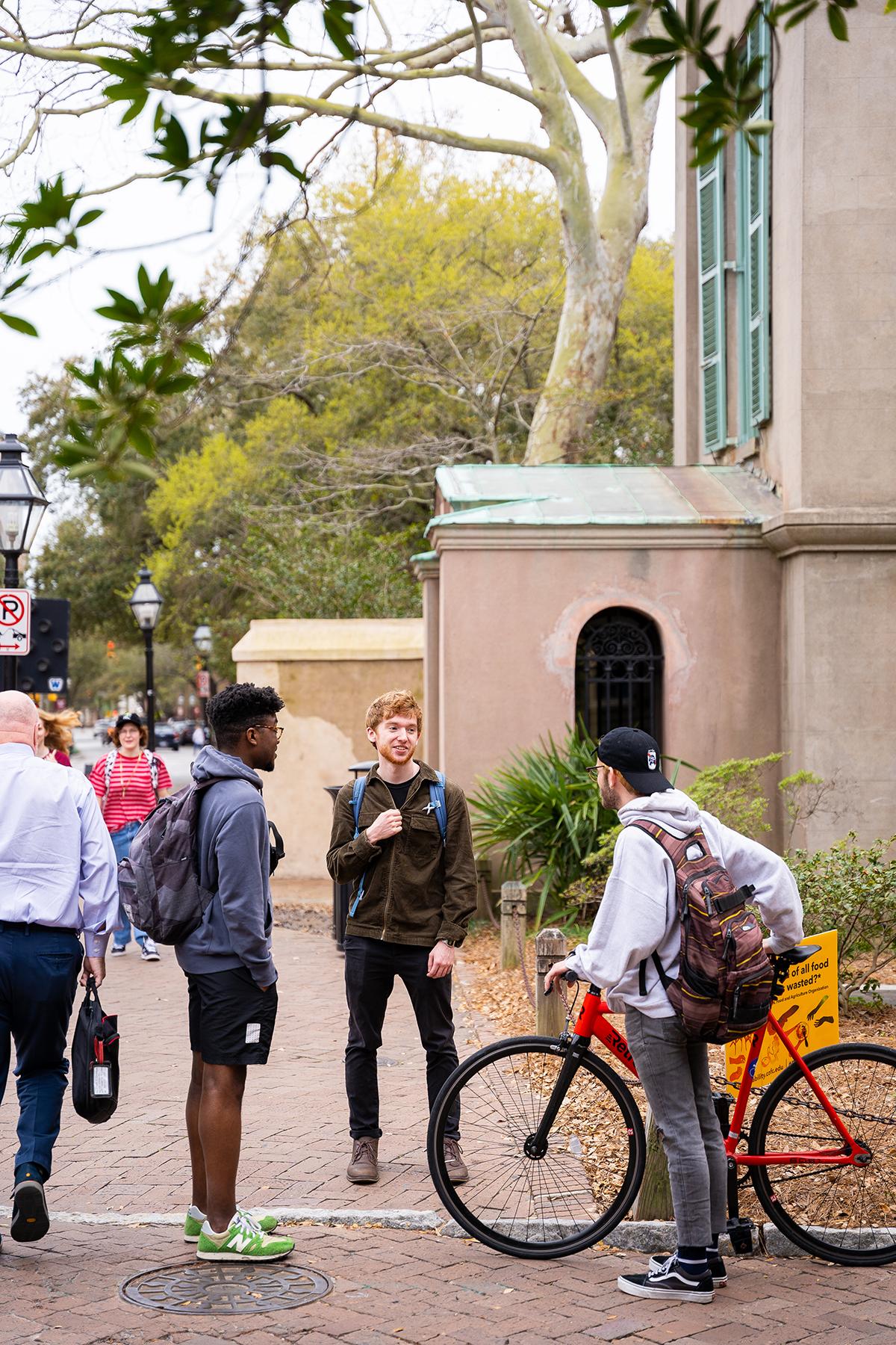 College of Charleston Spring Break Send-Off
