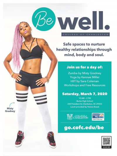 Be Well Flyer