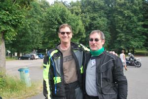 Bob Frash Motorcycle man