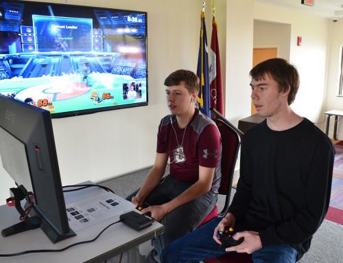 College of Charleston Esports Club is Powering Up