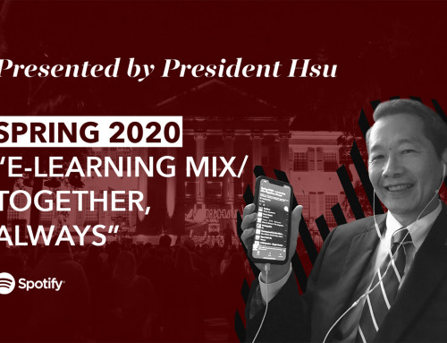 Get Inspired With President Hsu's E-Learning Playlist