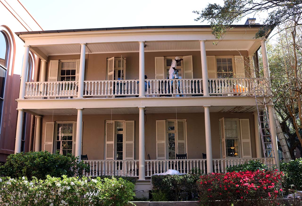 Honors College Aiken House