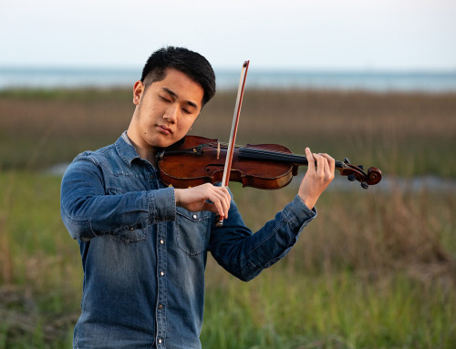 Music Grad Continues Violin Studies With Scholarship to Juilliard