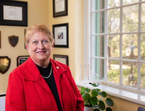 New Call Me MISTER Scholarship Honors Interim Provost Frances Welch