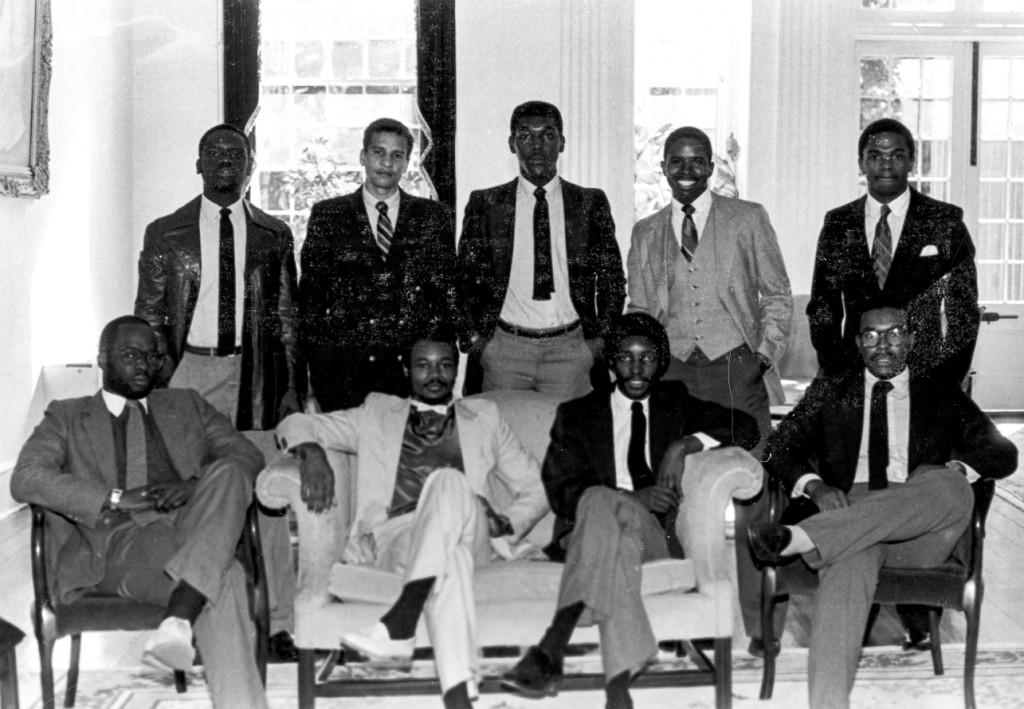 CofC's Phi Beta Sigma Fraternity